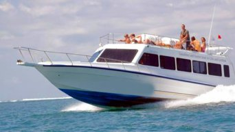 Fast Boat to the Gili Trawangan & Lombok  From Nusa Penida